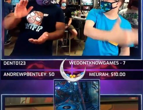 The Pinball NetWork Top 10 Shenanigans of the week