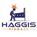 Haggis Pinball: Painting that space