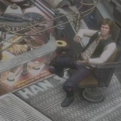 Han flipped first.
