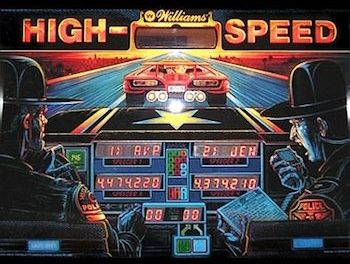 High Speed Pinball Remix