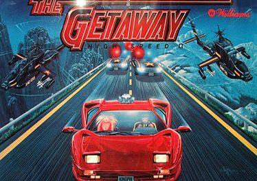 The Getaway: High Speed 2 Pinball Red Light Remix