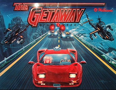 The Getaway: High Speed 2 Pinball Red Light Remix