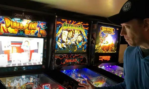 Nick's Home Arcade Tour 2021