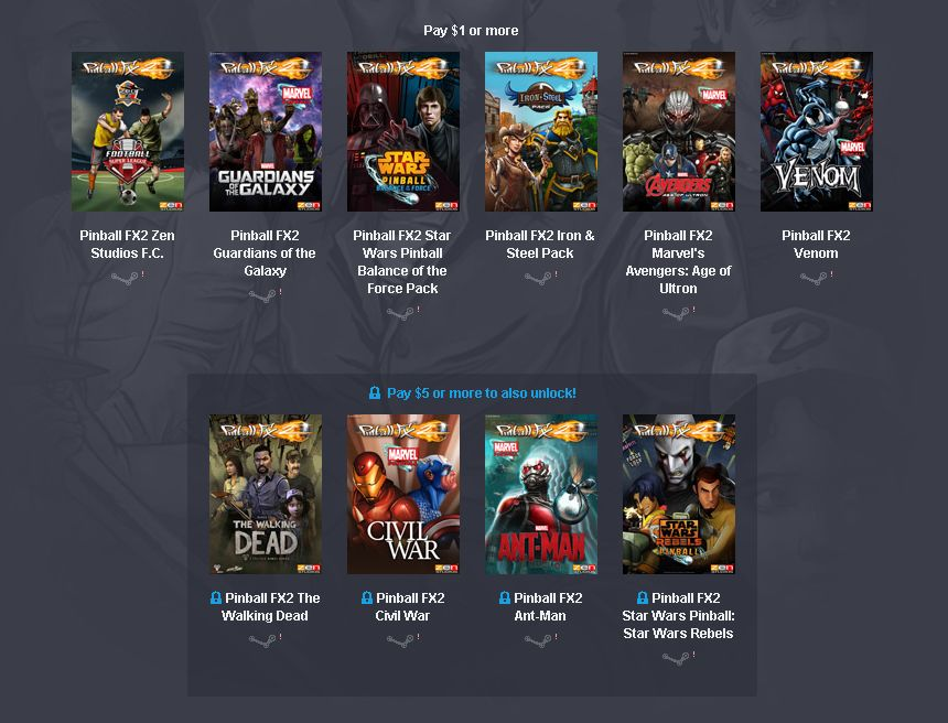Humble Bundle: Zen Pinball 3