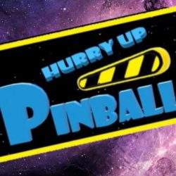 Hurry Up Pinball – Mylar on the Drain