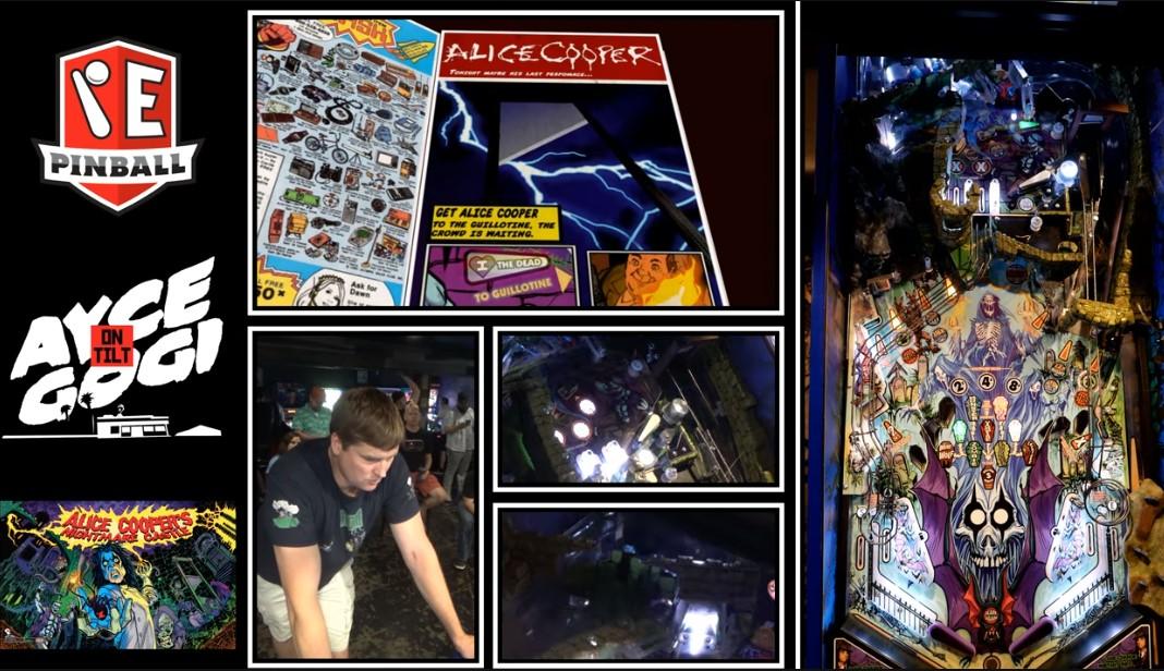 Alice Cooper Launch Party Tournament – Semifinals & Finals
