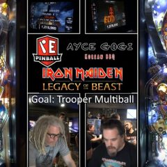Iron Maiden Launch Heads Up Tournament Finals