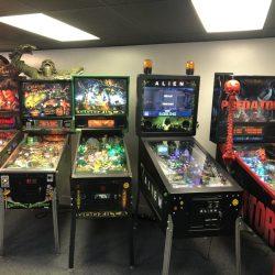 Rare Horror Pinball Machines Line Galloping Ghost's New Arcade