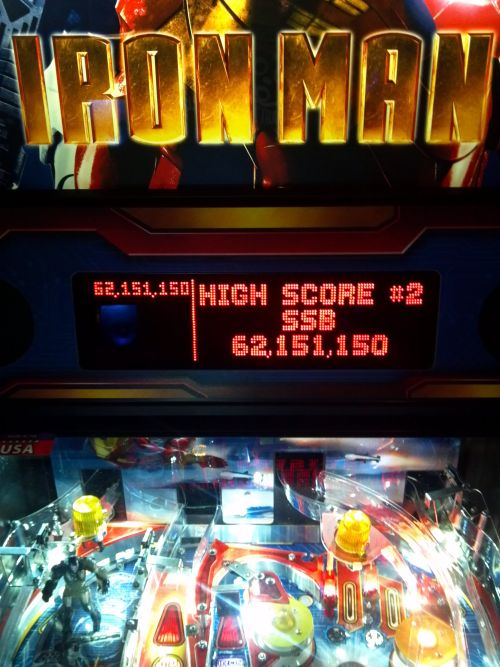 IronMan-GameOne