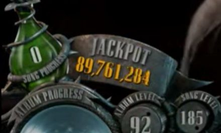 IE Pinball – JJP Guns N' Roses Pinball – Massive Song Jackpot Collect