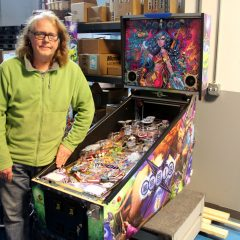 Pinball Craftsman Hits Bumpers Building a Sought-After Machine – WSJ