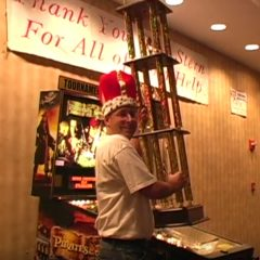 JPW Pinball Champ [Trailer Tom video]