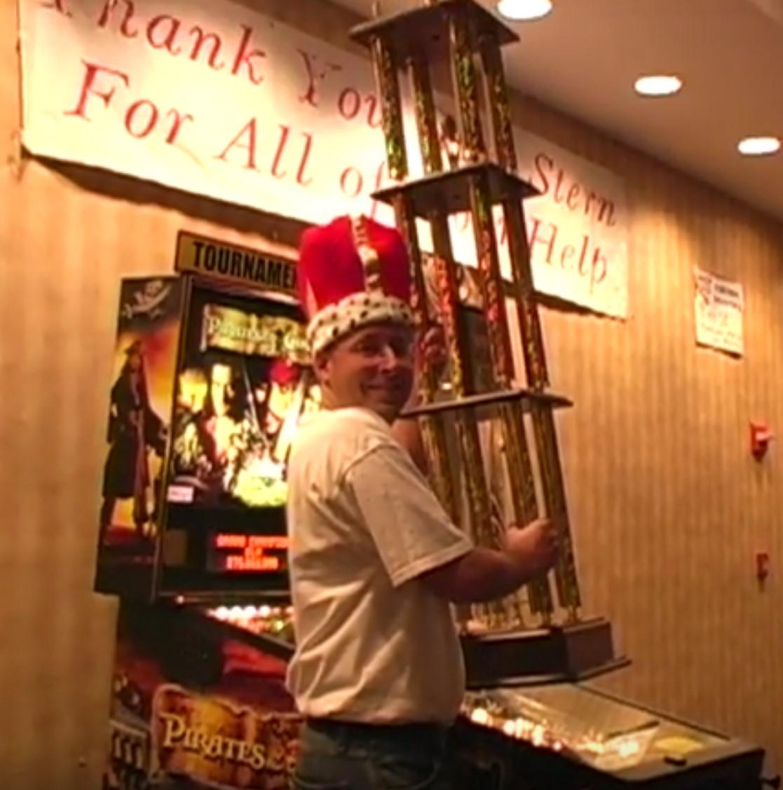 JPW Pinball Champ [Trailer Tom video]