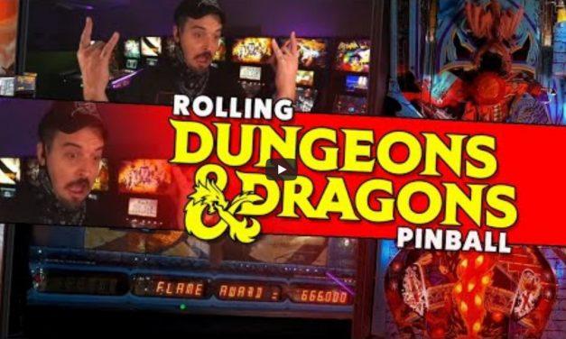 Jack Danger vs Dungeons & Dragons