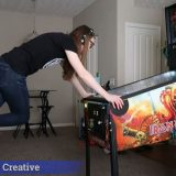 JayRupe does a thing! Pinball stances