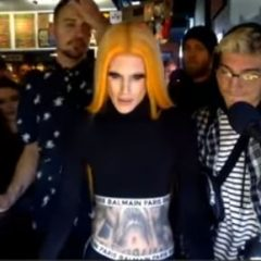 Jeffree Star at Pyramid Scheme
