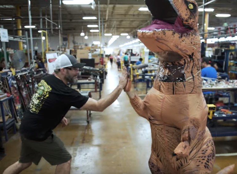 Stern Pinball: The Making of Jurassic Park