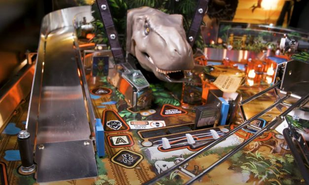 Jurassic Park Pin Game Trailer / Features Video / Deep Dive
