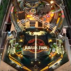 pinballwiz45b: A Clinic on Jurassic Park Pinball FX3