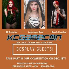 KCGameCON Pinball Championship coverage