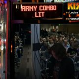 2019 Northwest Women's Pinball Championship Final Game