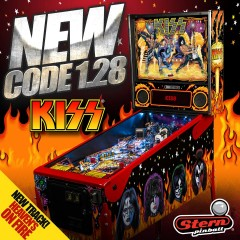 KISS update v1.28 #TheresTheCode #Spoilers