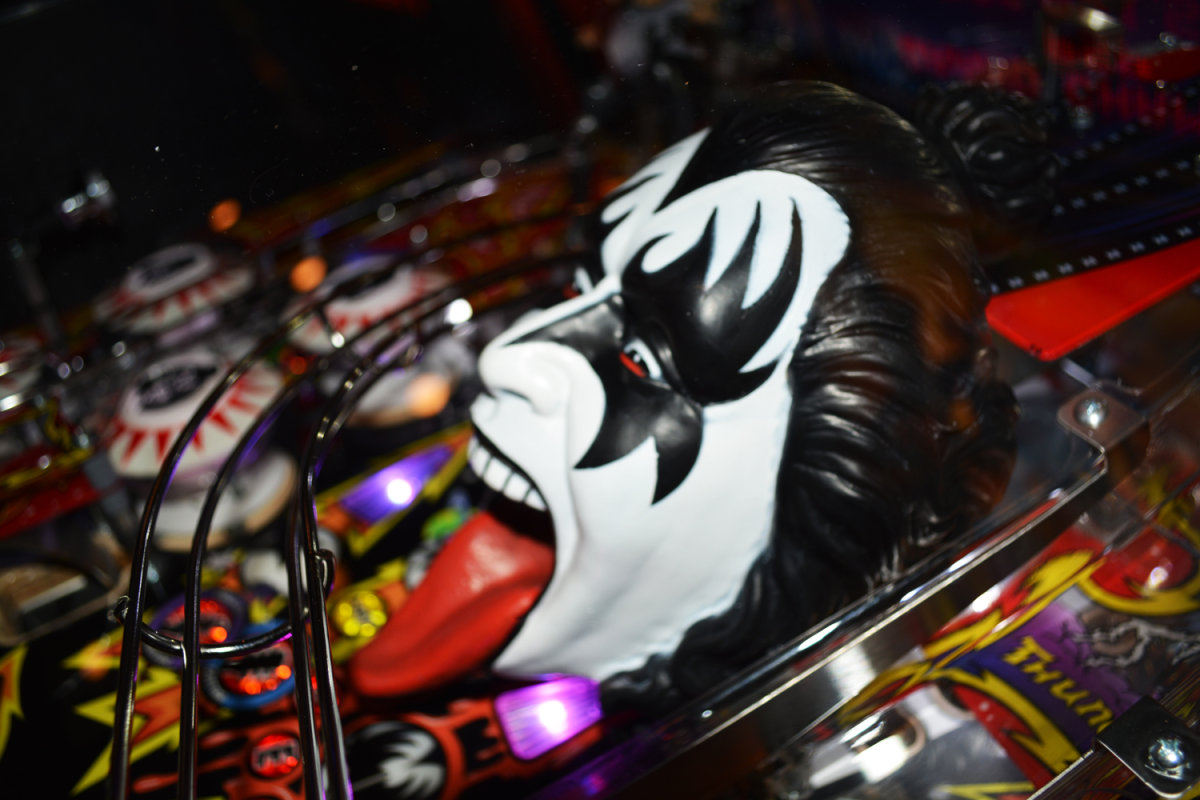 Pinball Profile: Gene Simmons of KISS