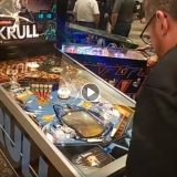KRULL at Pinball Expo