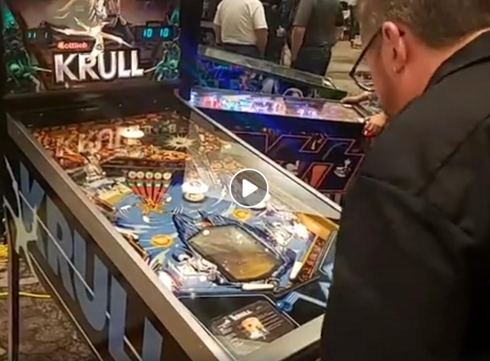 KRULL at Pinball Expo