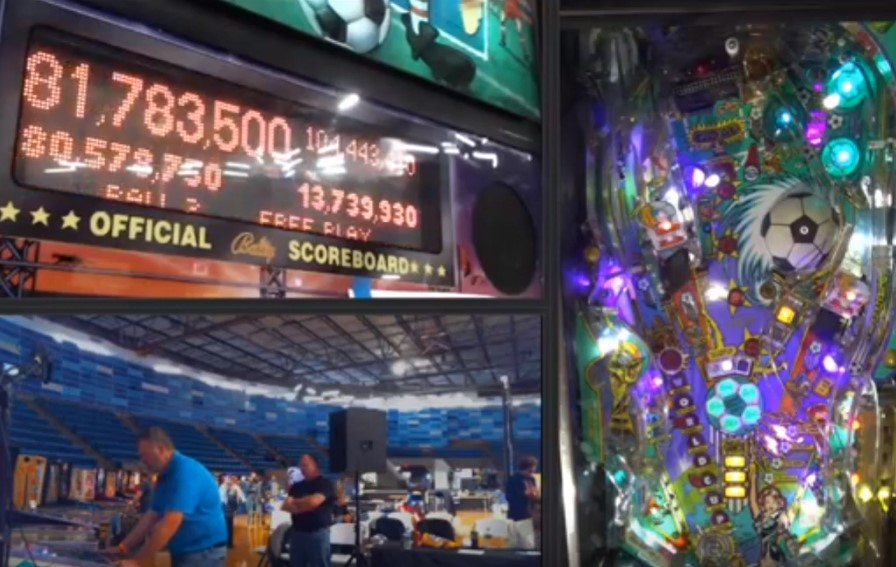 For the record: Kansas City Pinball Championship