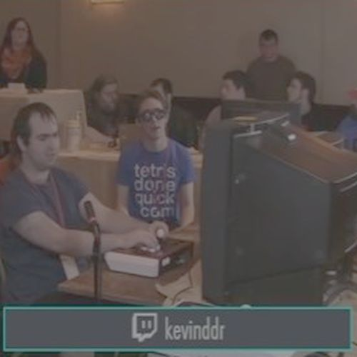 It's AGDQ, and there is time for Tetris.