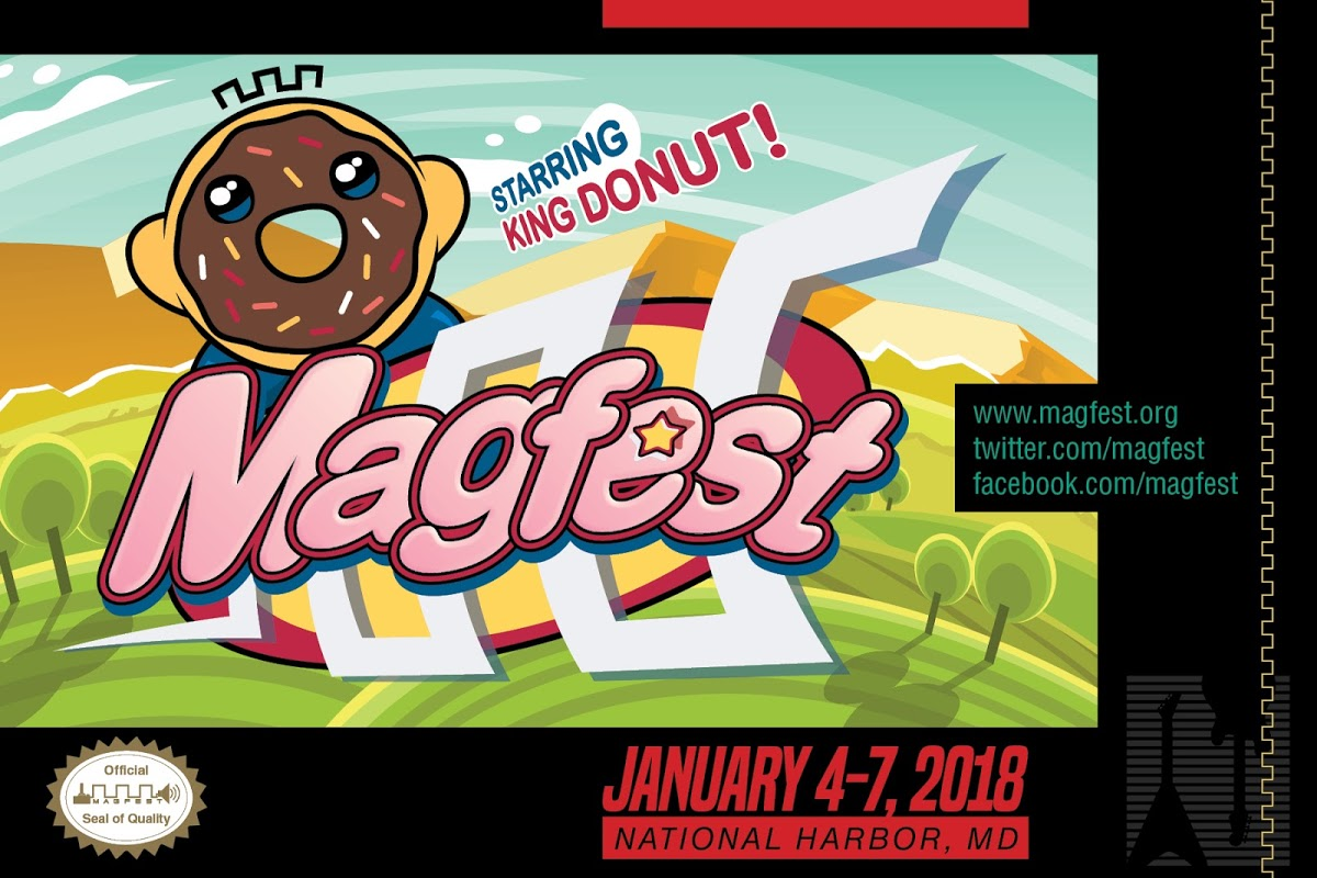 For the Record: MAGfest Semi-Finals and Finals