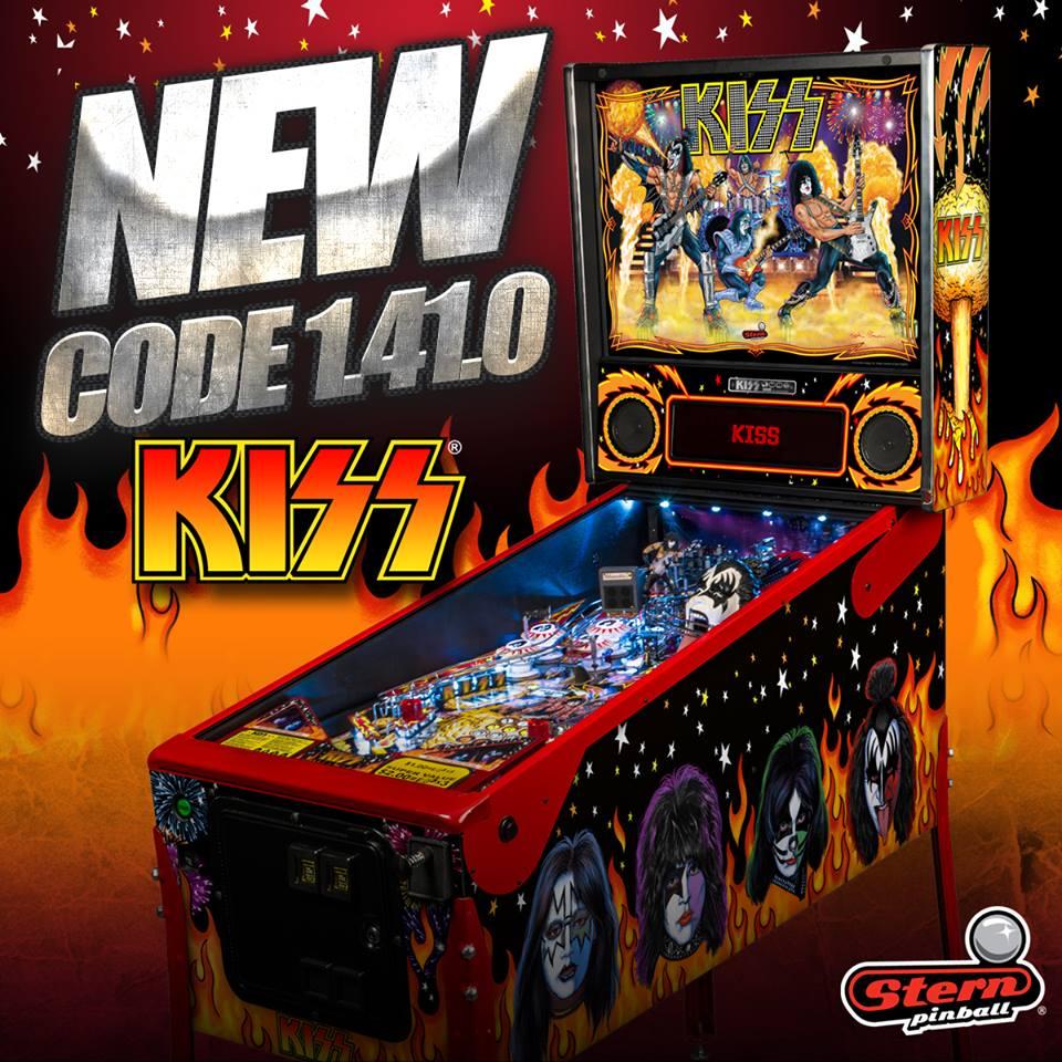 Code Code Code Combo! Aerosmith 1.07 & KISS 1.41