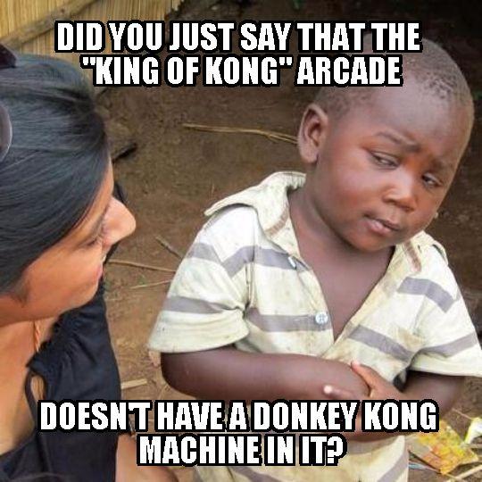 Kong-Skeptical