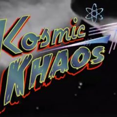 Kosmic Khaos (LCD video) (no gameplay)