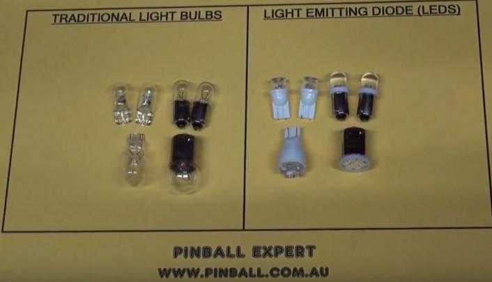 LED vs Light Bulbs