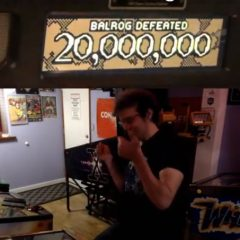 LOTR 20 Million Balrog Challenge
