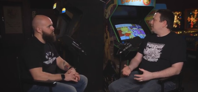The Late Night Startup Show – Bryan Broyles and Portal Arcade