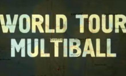 Led Zeppelin World Tour Multiball Wizard Mode