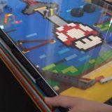 LEGO pinball machine
