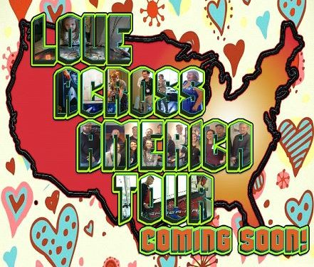 Announcing: Project Pinball Tour – Love Across America 2020