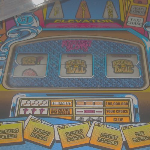 Pinball Excuse #008 – Luckbox