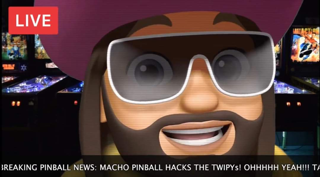 Macho Celebrates the Best