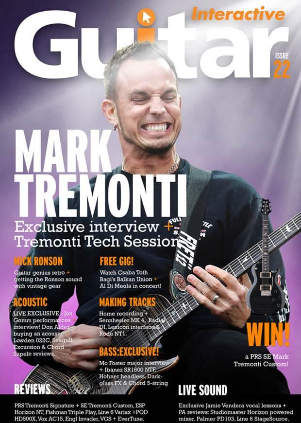 Pinball Profile: Mark Tremonti