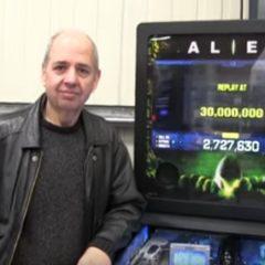 Martin Ayub's Impressions Of Alien Pinball