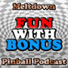 Meltdown Pinball Podcast Episode 4 – Rock Fantasy and WPPRelli