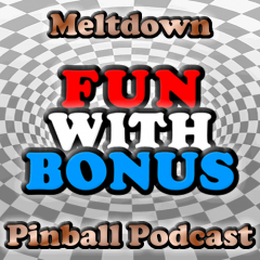 Meltdown Pinball Podcast Episode 3 – SCP-1825 Revisited