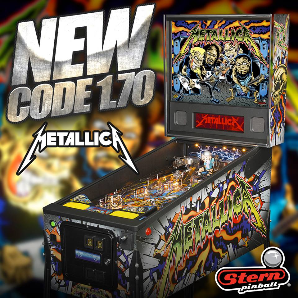 Metallica v1.70 with Owl and Werdrick