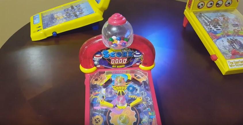 mini-pinball