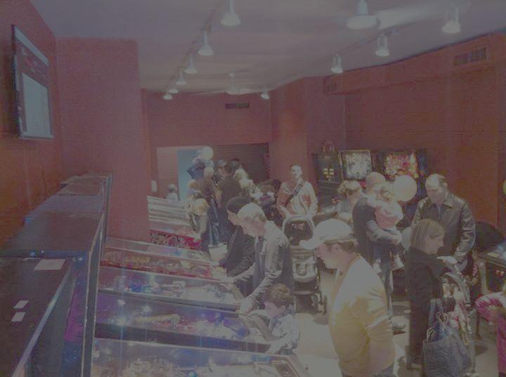 Modern Pinball NYC OPENS!